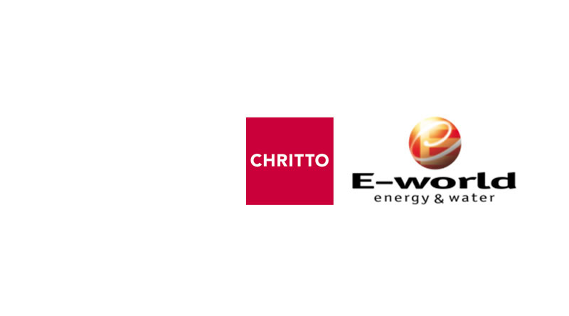 Messe E-World Energy&Water 2020  in Essen - Messeplanung, Messestand und Messebau mit Chritto