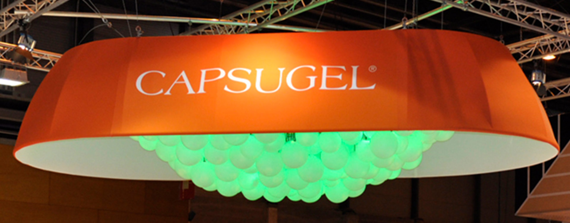 Capsugel, CPhI 2012, Madrid